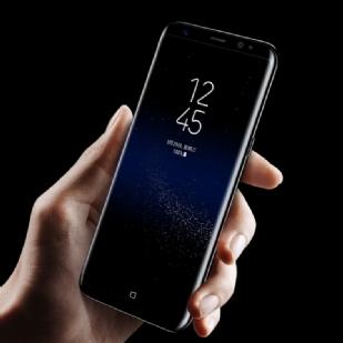 三星S8全屏覆盖手机贴膜水凝膜