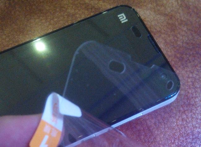 手机贴膜技巧,连续贴了5个膜,就这么简单,来看看吧!