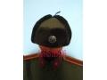55式棉帽.55式冬帽.1960年4号