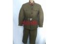 中国人民志愿军士兵紧袖口棉衣套装