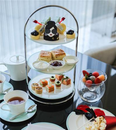 奢侈品 时装包包 鞋子 吃货 跨界餐 下午茶 BVLGARI alice + olivia Vivienne Westwood Hermès Chanel Prada