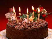 生日蛋糕作品图库