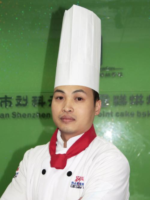 刘科元西点蛋糕烘焙培训学校烘焙教研部:黄玉昌老师