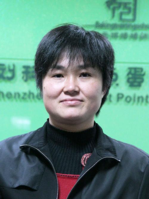 刘科元西点蛋糕烘焙培训学校生活老师:谢文莉老师