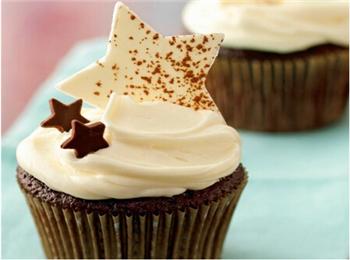 12星座专属杯子蛋糕,萌萌哒
