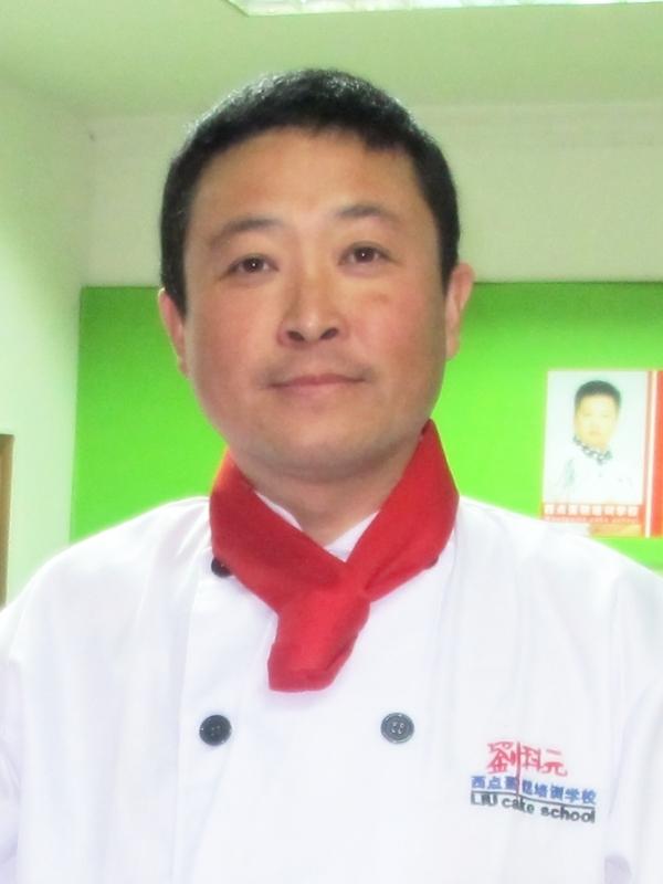 刘科元西点蛋糕烘焙培训学校技术顾问杜德春老师