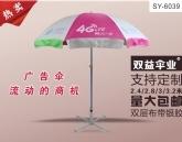 广告礼品伞|就选武汉双益雨伞6039