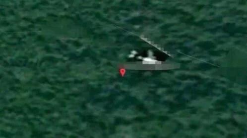 英国专家称,MH370客机残骸位于柬埔寨密林深处