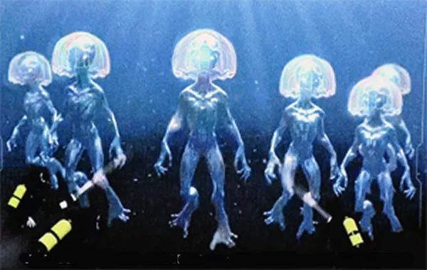 外星人海底基地见闻录
