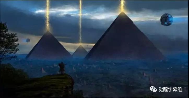 古埃及纸莎草纸记录了外星人曾访问过埃及