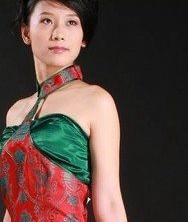 张静初旗袍 巧之韵提供明星旗袍定做