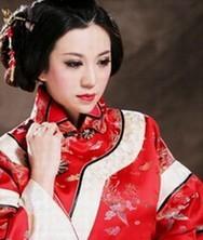 胭脂雪系列婚礼龙凤织锦缎秀禾服