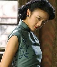 色戒汤唯上海招牌旗袍