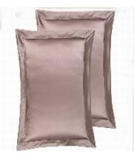 巧之韵加厚真丝枕套 浓情咖啡 美容抗皱 100%桑蚕丝