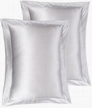 巧之韵加厚真丝枕套 夜空之银 美容抗皱 100%桑蚕丝