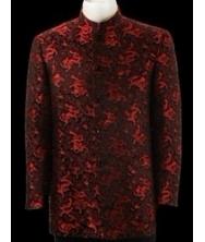 龙年男士唐装巧之韵男士唐装 中式服饰 民族服装