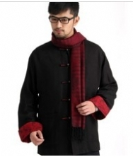 巧之韵新款高端民族服装唐装宽松喜庆节日款汉服上衣外套