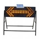 太阳能箭头灯 太阳能导向灯 施工安全警示灯 太阳能标志灯 指向灯