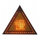 太阳能警告标牌 太阳能导向标牌 太阳能交通标牌 太阳能指示牌