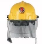 02式消防头盔 韩式头盔 救援头盔 防护头盔