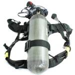6.8升正压式空气呼吸器 6.8L碳纤维瓶空气呼吸器 呼吸器