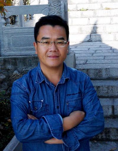 画家刘建国