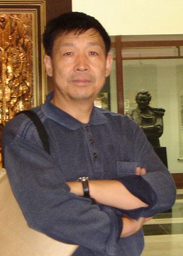 山水画家张培华