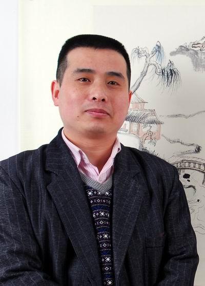 山水画家 赵进选