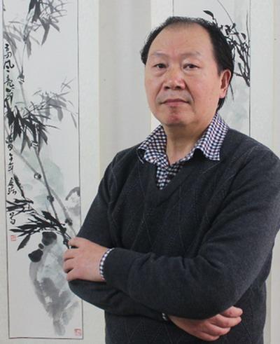 花鸟画家 杨合法