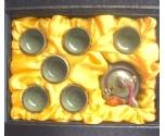 冰裂钧瓷茶具