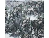 张培华山水画