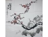 杨合法花鸟画