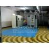 贵州刘庄送变电站环氧地坪完工