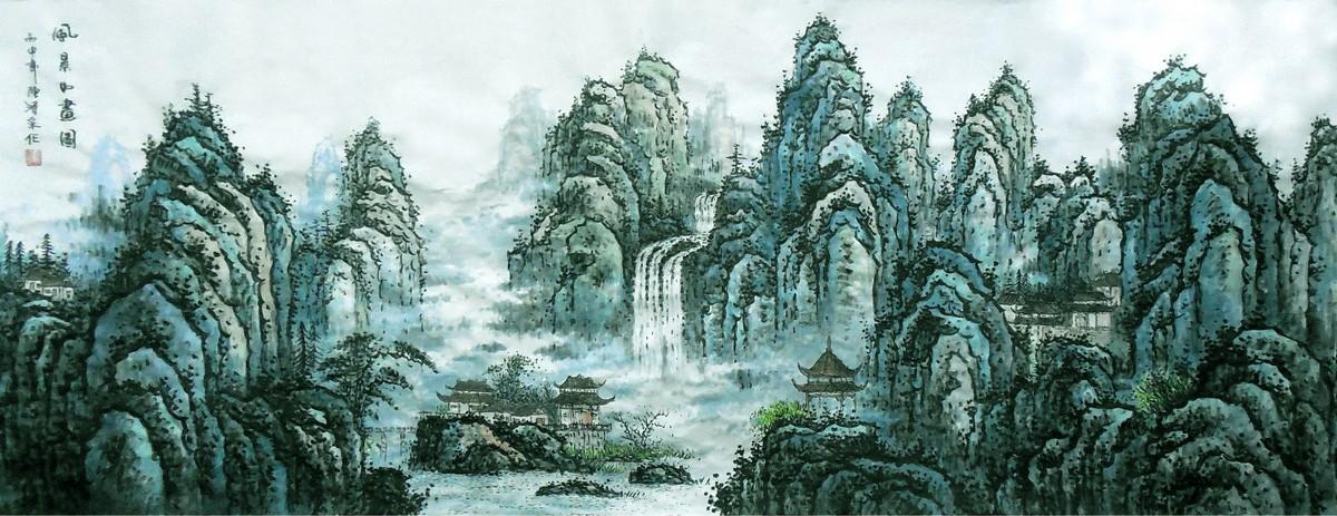 中国文化的形象工程:中国画艺术