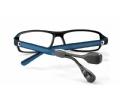 眼镜式骨导助听器