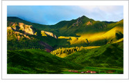 油葫芦自然风景区