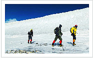 八一冰川――向往的冰雪世界