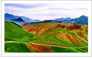 卓尔山景区――西部最美的观景台之一