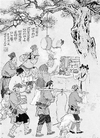 """浅谈""""社日""""和韶关""""祭社""""习俗"""