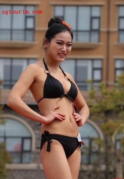 2014世界旅游小姐决赛佳丽美图