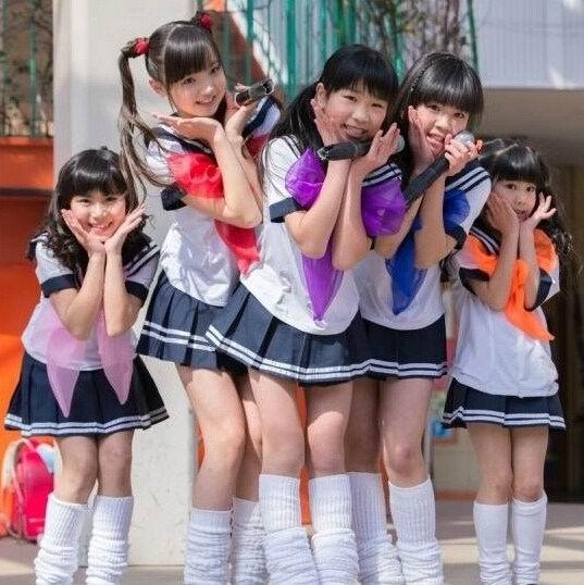日本花季美少女清纯美照