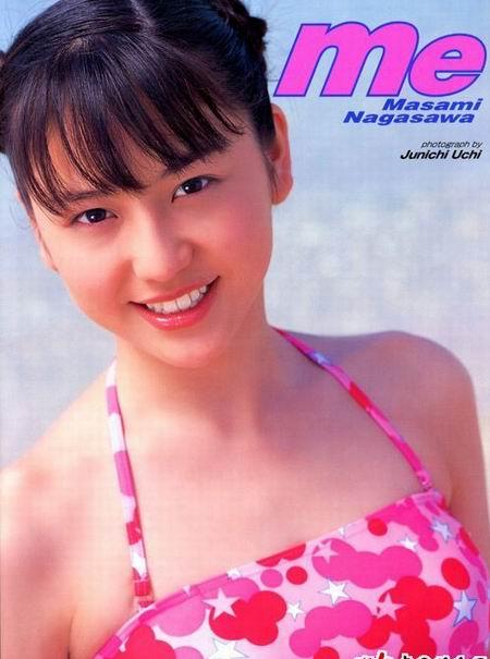 日本女星长泽雅美