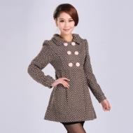 高端品牌羊绒大衣