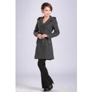 女羊绒大衣品牌正品