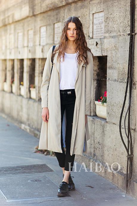 秋冬季时尚搭配 日常造型 简单轻便又舒服