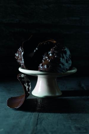 巧克力制作/深圳刘科元蛋糕学校
