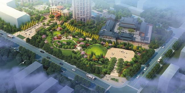 温州新城公园景观设计方案
