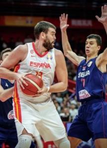 09月08日男篮世界杯16强次轮 塞尔维亚vs西班牙 录像