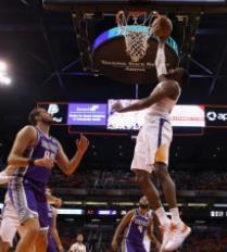 10月24日NBA常规赛 国王vs太阳 全场录像