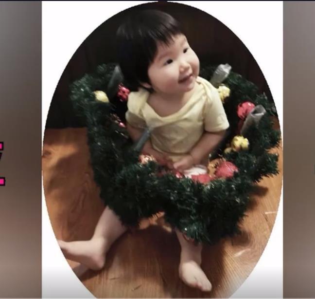 孙女小若隐1--2岁视频............